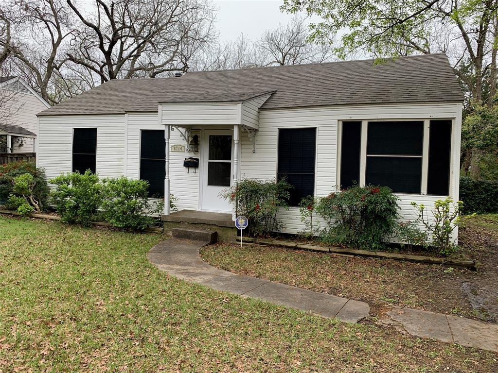 Dallas Neighborhood Home For Sale - $295,920