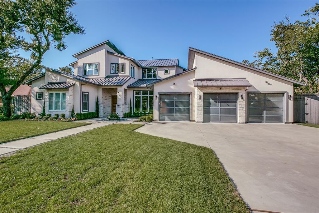 Dallas Neighborhood Home For Sale - $2,237,000