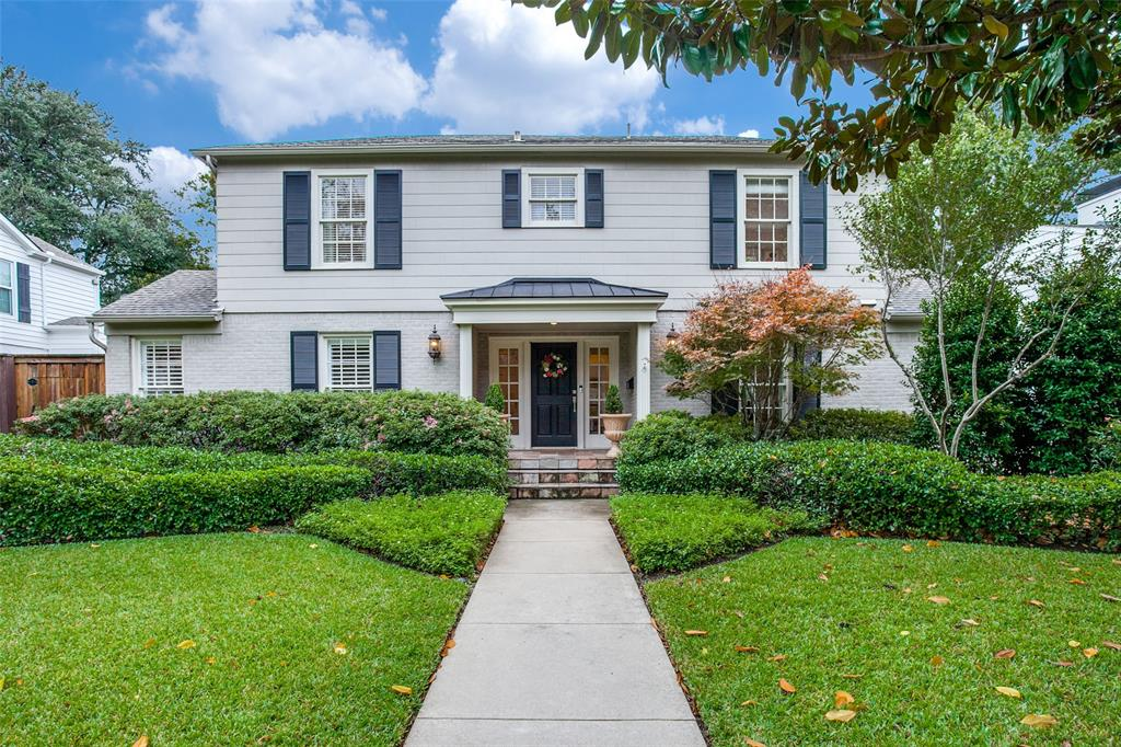 Dallas Neighborhood Home - Pending - $850,000