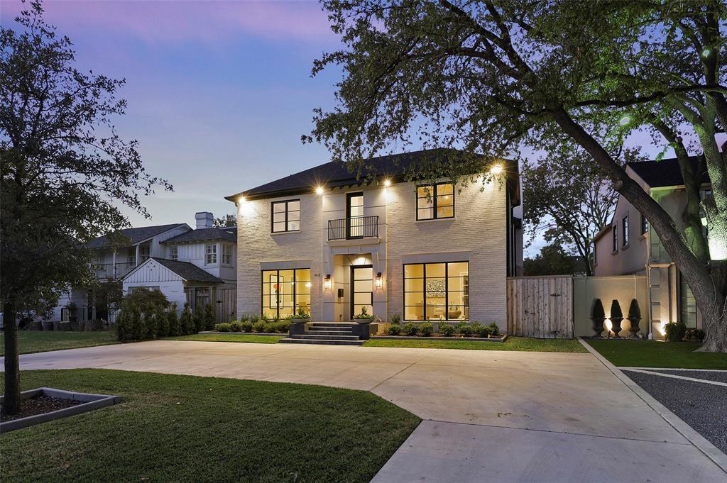 University Park Neighborhood Home For Sale - $2,700,000