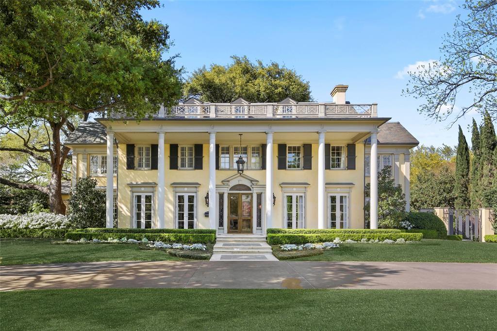 Highland Park Neighborhood Home For Sale - $11,995,000