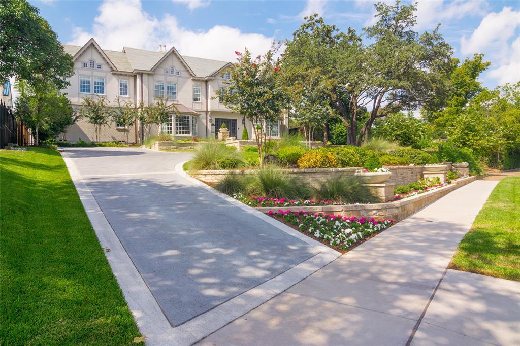 Dallas Neighborhood Home For Sale - $4,395,000