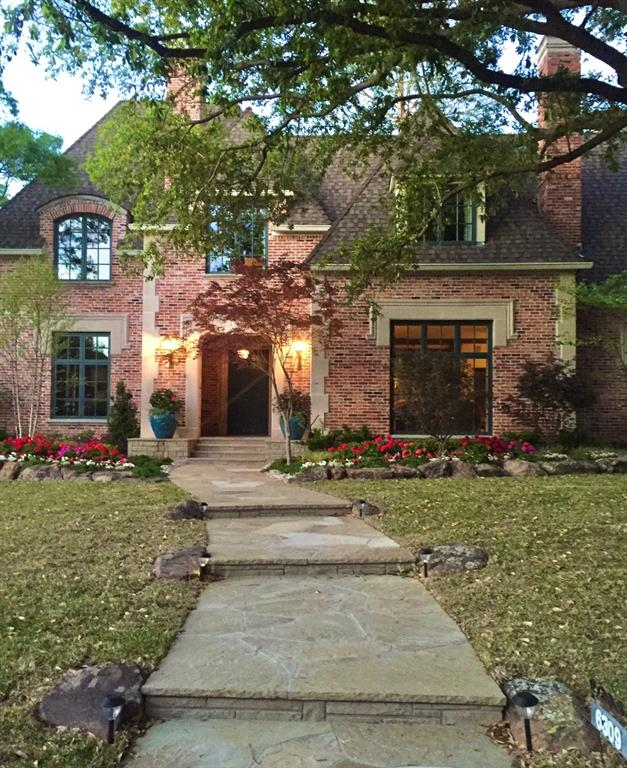 Dallas Neighborhood Home For Sale - $1,920,000