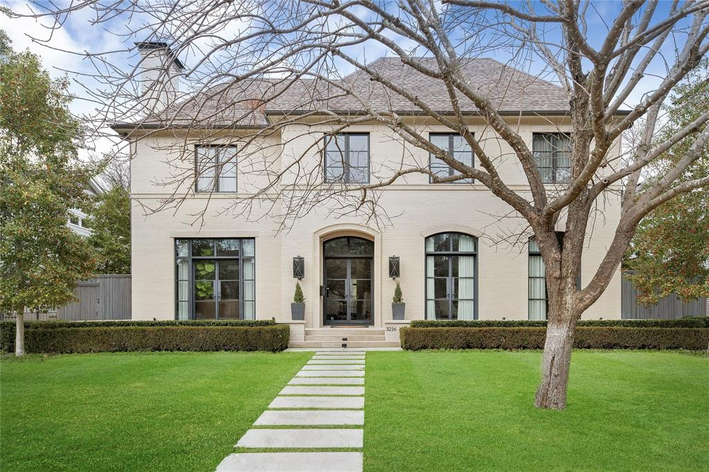 University Park Neighborhood Home For Sale - $3,395,000