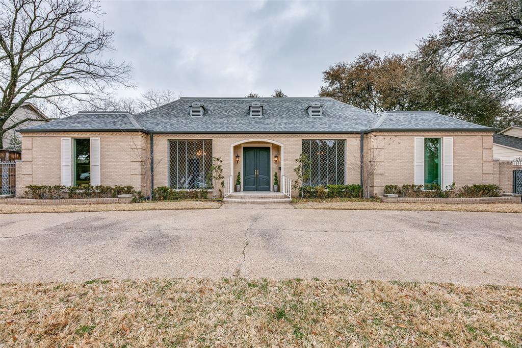 Dallas Neighborhood Home For Sale - $999,900