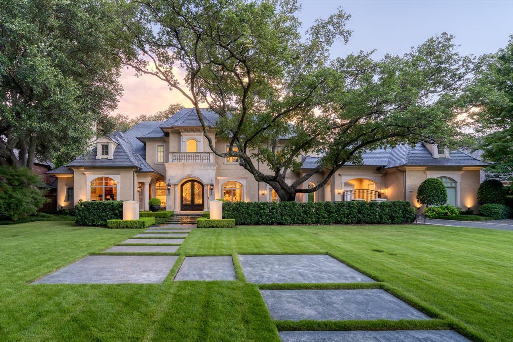 Dallas Neighborhood Home For Sale - $3,899,000